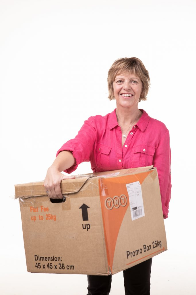 professional home organiser Kerry the Clutter Whisperer